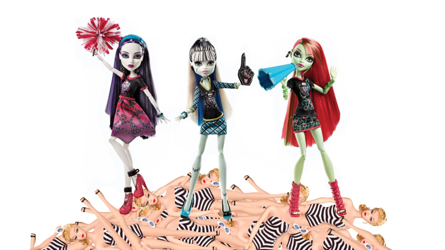 Rogers Auto Sales >> Barbie Is Out, Monster High Is In