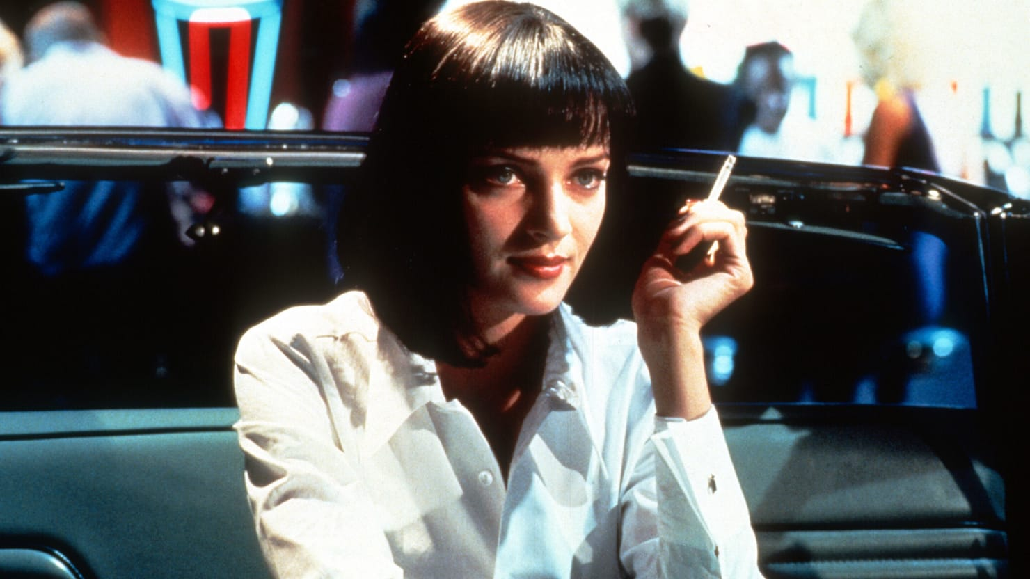 The star of Pulp Fiction gave birth to a daughter 16.07.2012 84