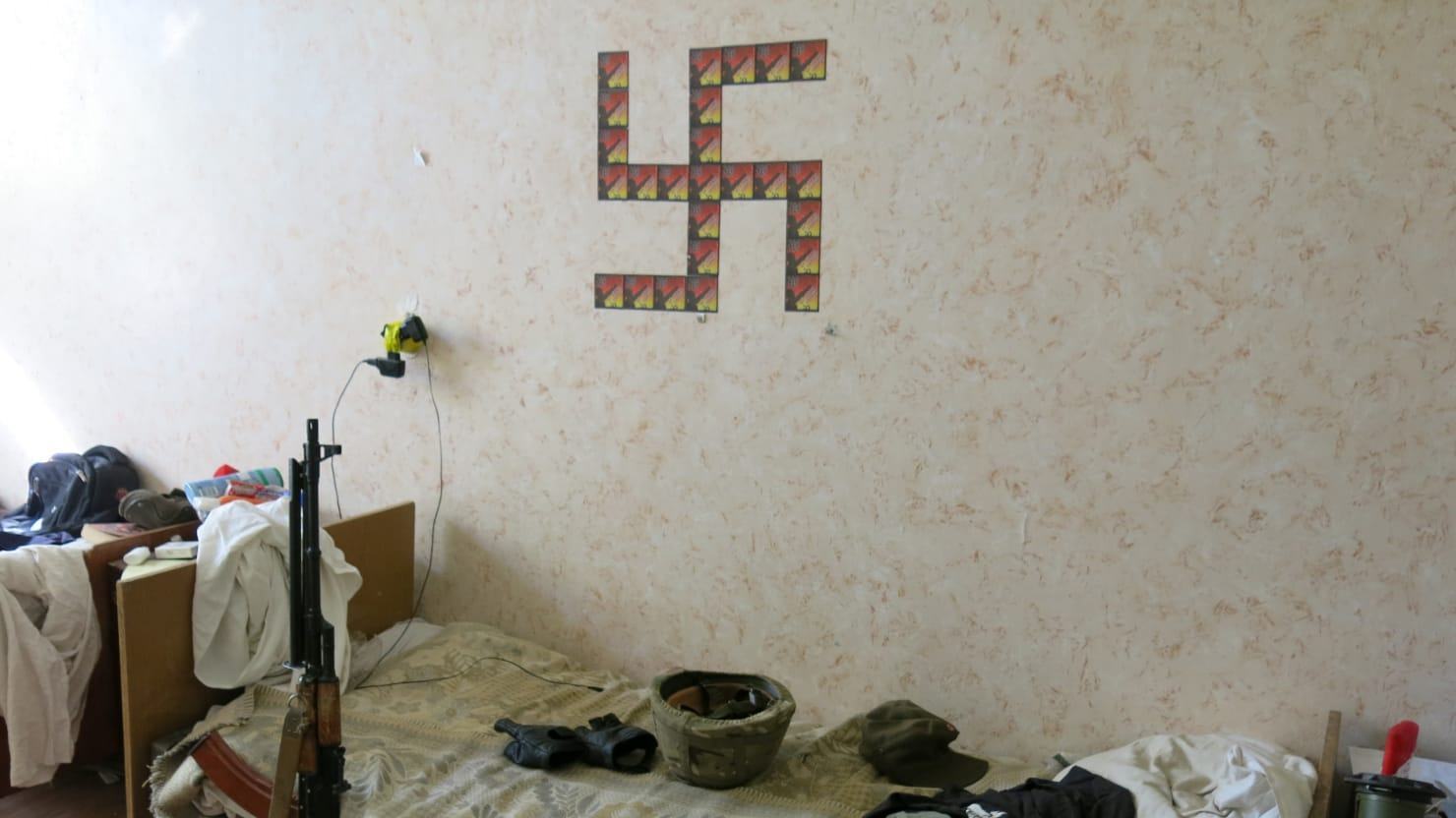 Why Are Swastikas Hot In West Ukraine
