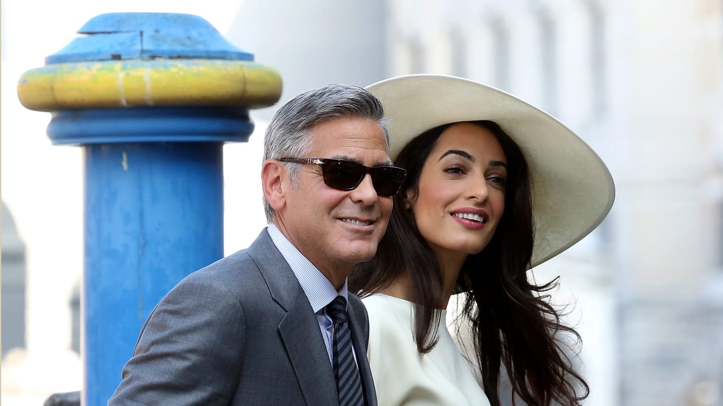 Can Amal Clooney Save Greece's Antiquities?