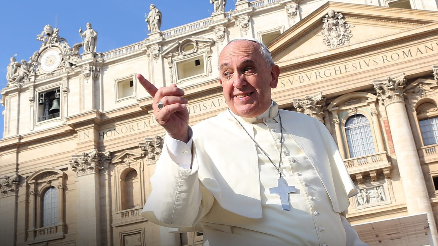 Catholic Church Says It's OK to be Gay, Sort Of