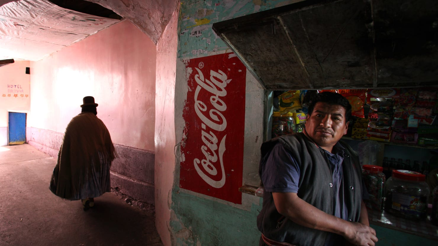 Cocaine, Politicians and Wives: Inside the World's Most Bizarre Prison