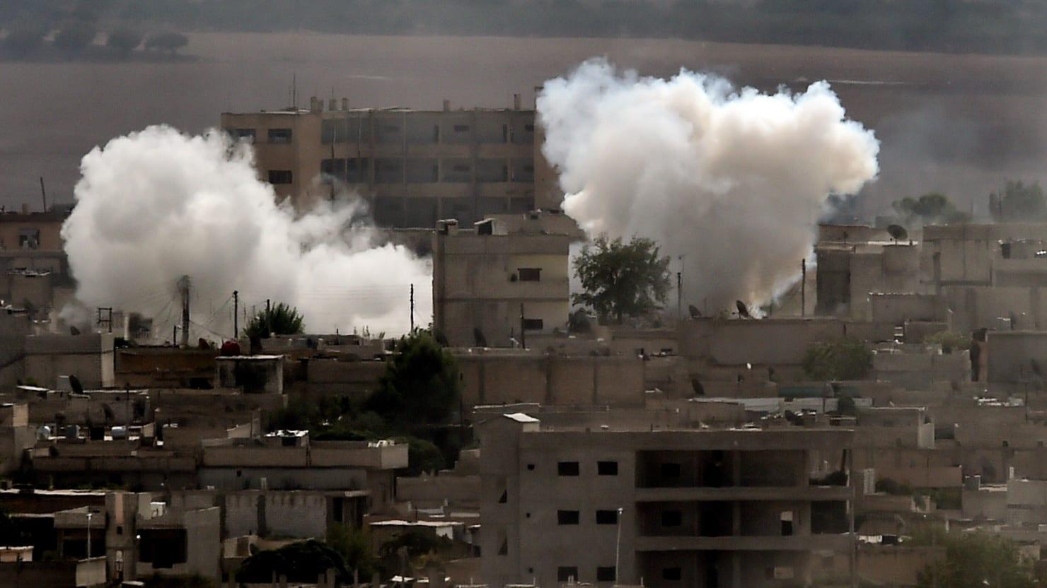 The Brutal Fight for Kobani (Photos)