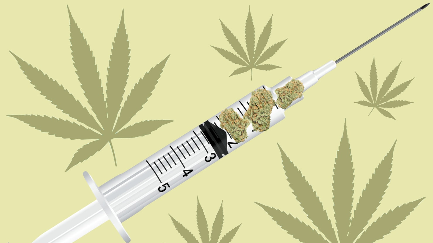 is weed the secret to beating opiate addiction?