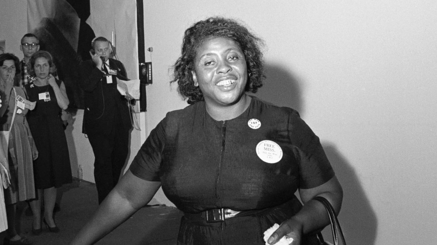fannie lou hammer Exclusive: remember the titans scribe gregory allen howard has teamed  with chris columbus' 1492 to tell the story of fannie lou hamer,.