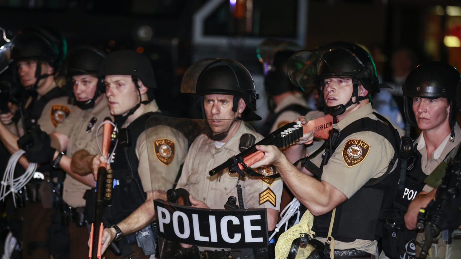 Is America a Police State? For Many, Yes