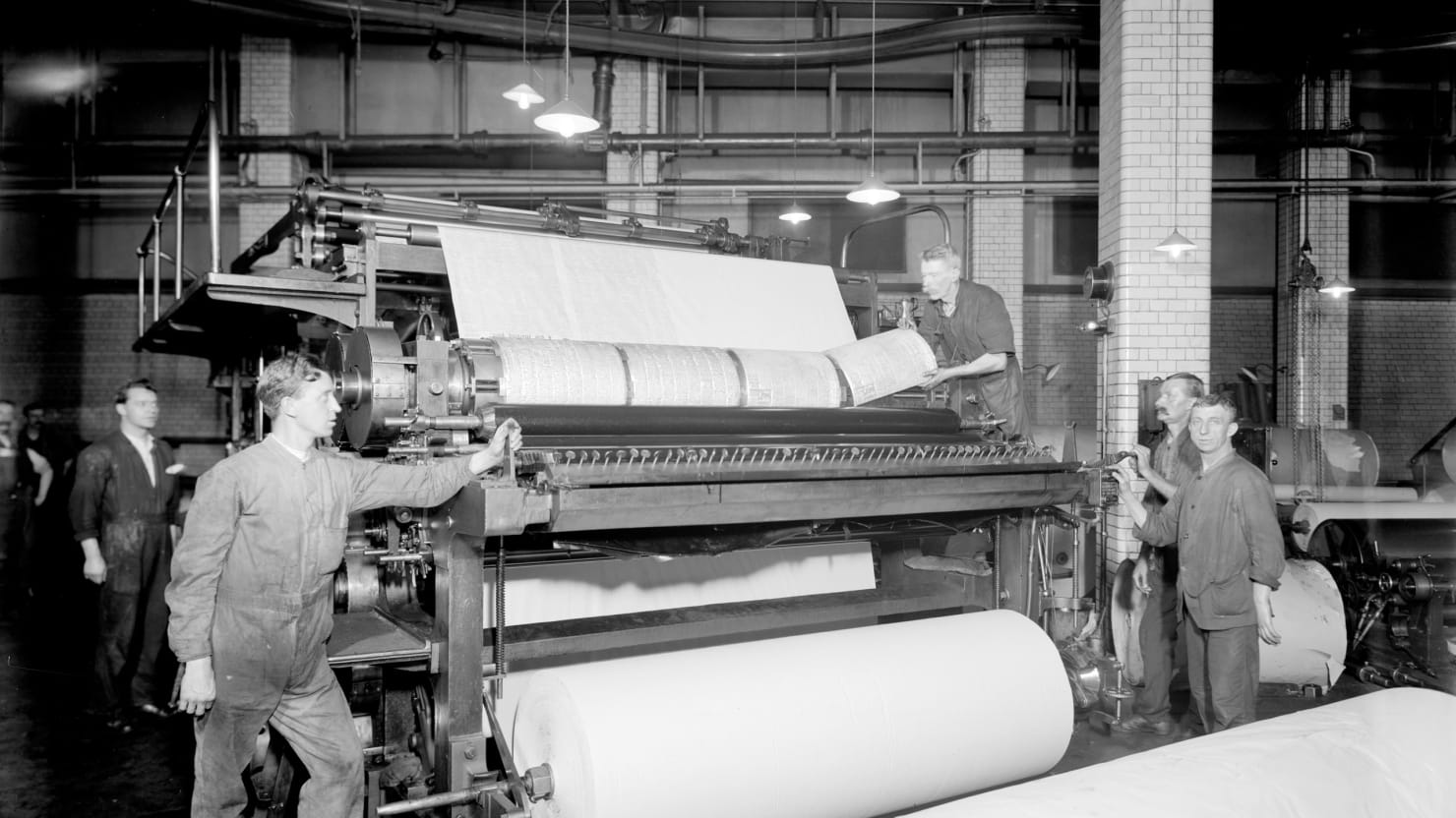 Read All About It: The History Of Print (Suitable For Framing)