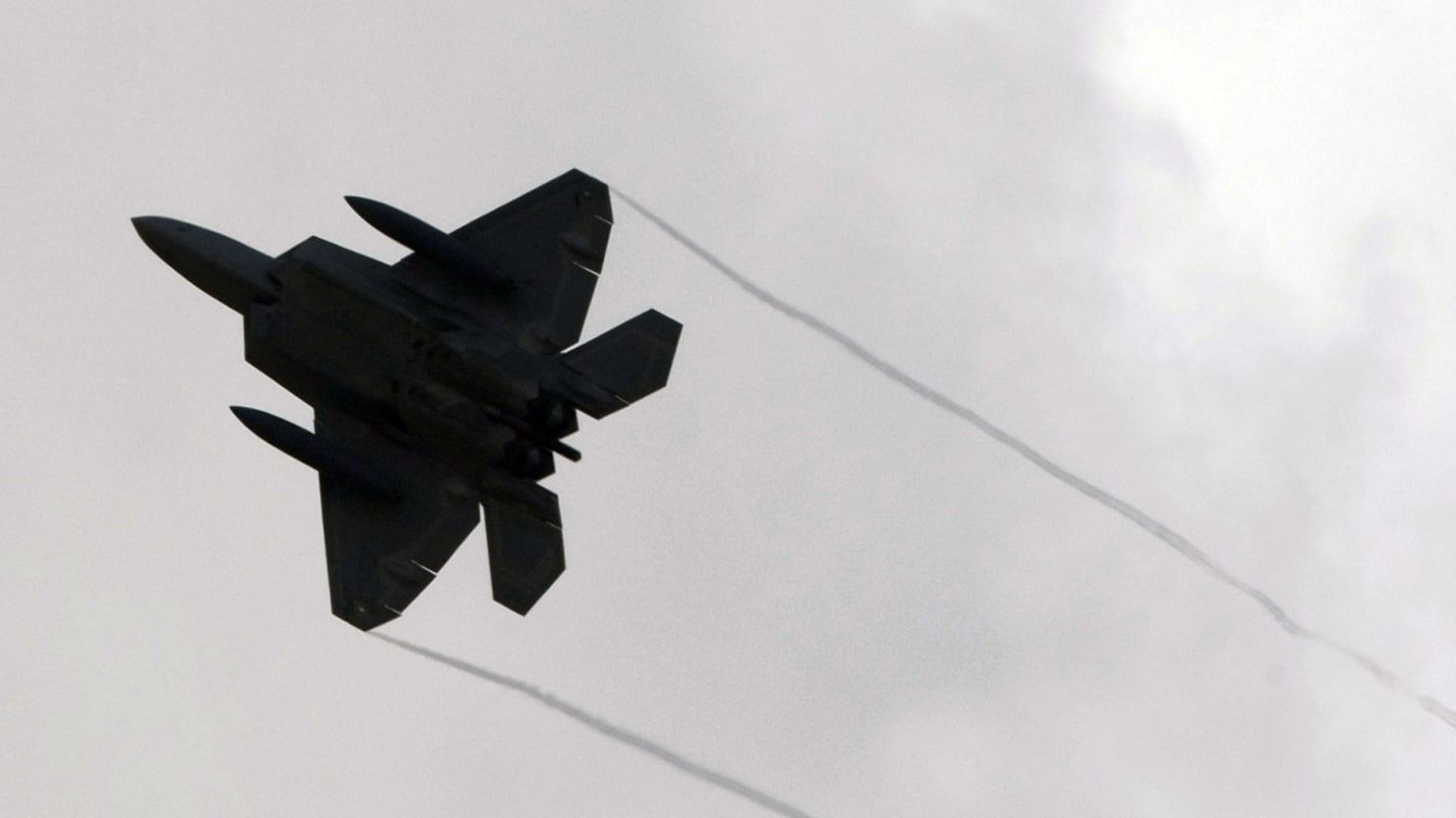 $70 Billion Stealth Jet Finally Flies in Its First War