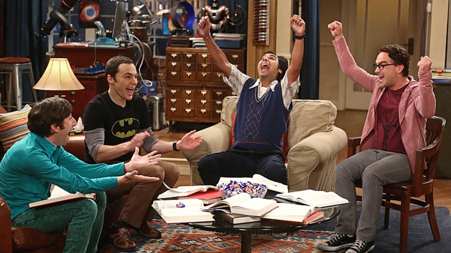 It's OK to Like 'The Big Bang Theory'