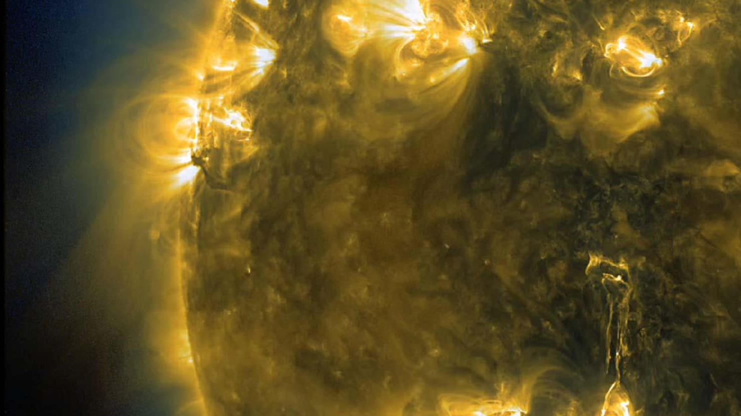 solar storm good or bad - photo #37