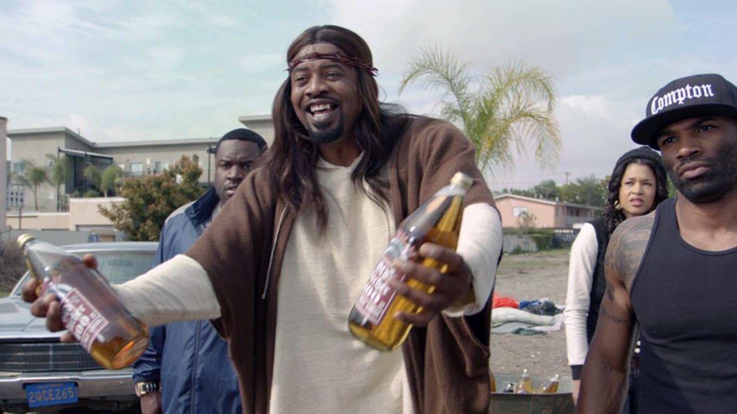 Black Jesus Resurrected Racial Stereotypes Or