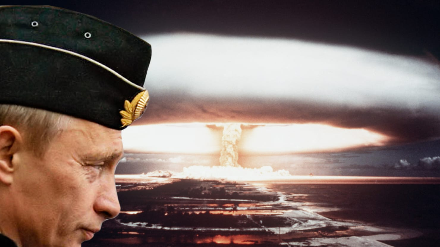 Putin Threatens Nuclear War Over Ukraine