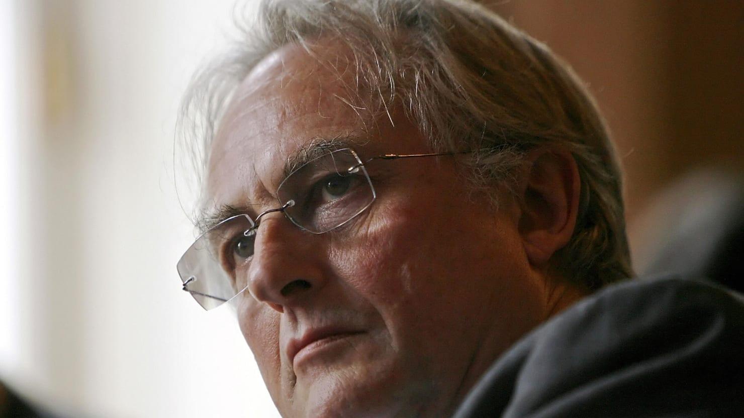 richard dawkins would fail philosophy 101