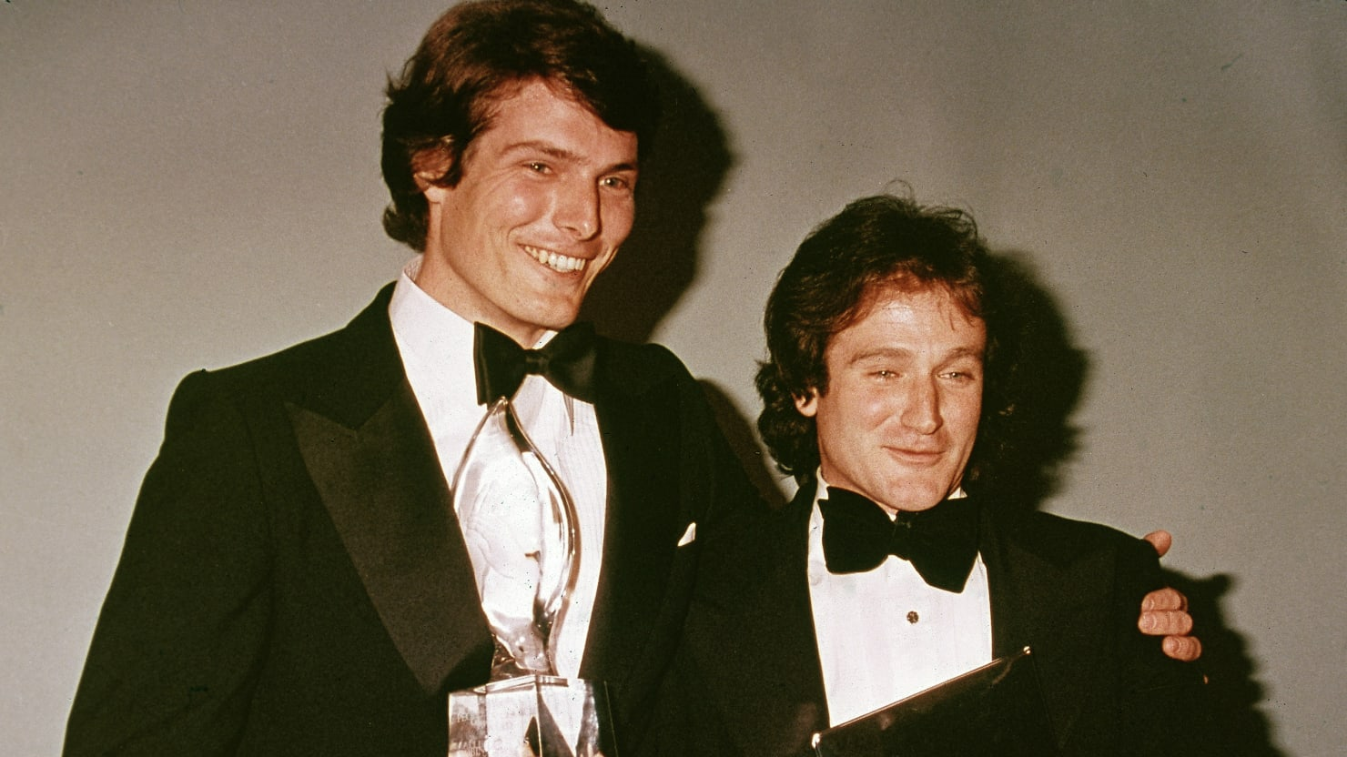 robin williams and christopher reeves epic friendship and