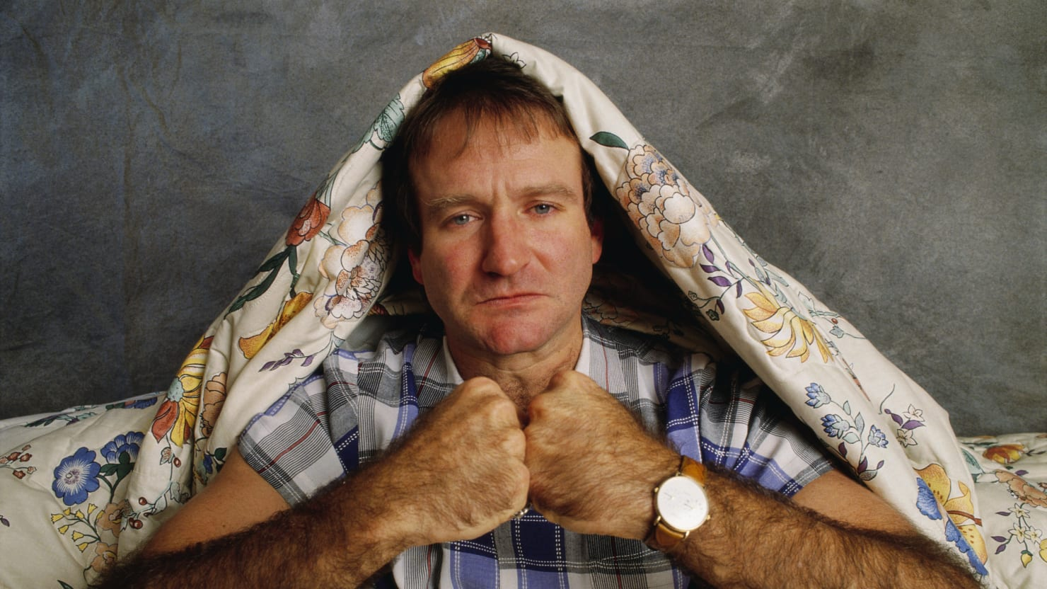 Robin williams death personal depression patients