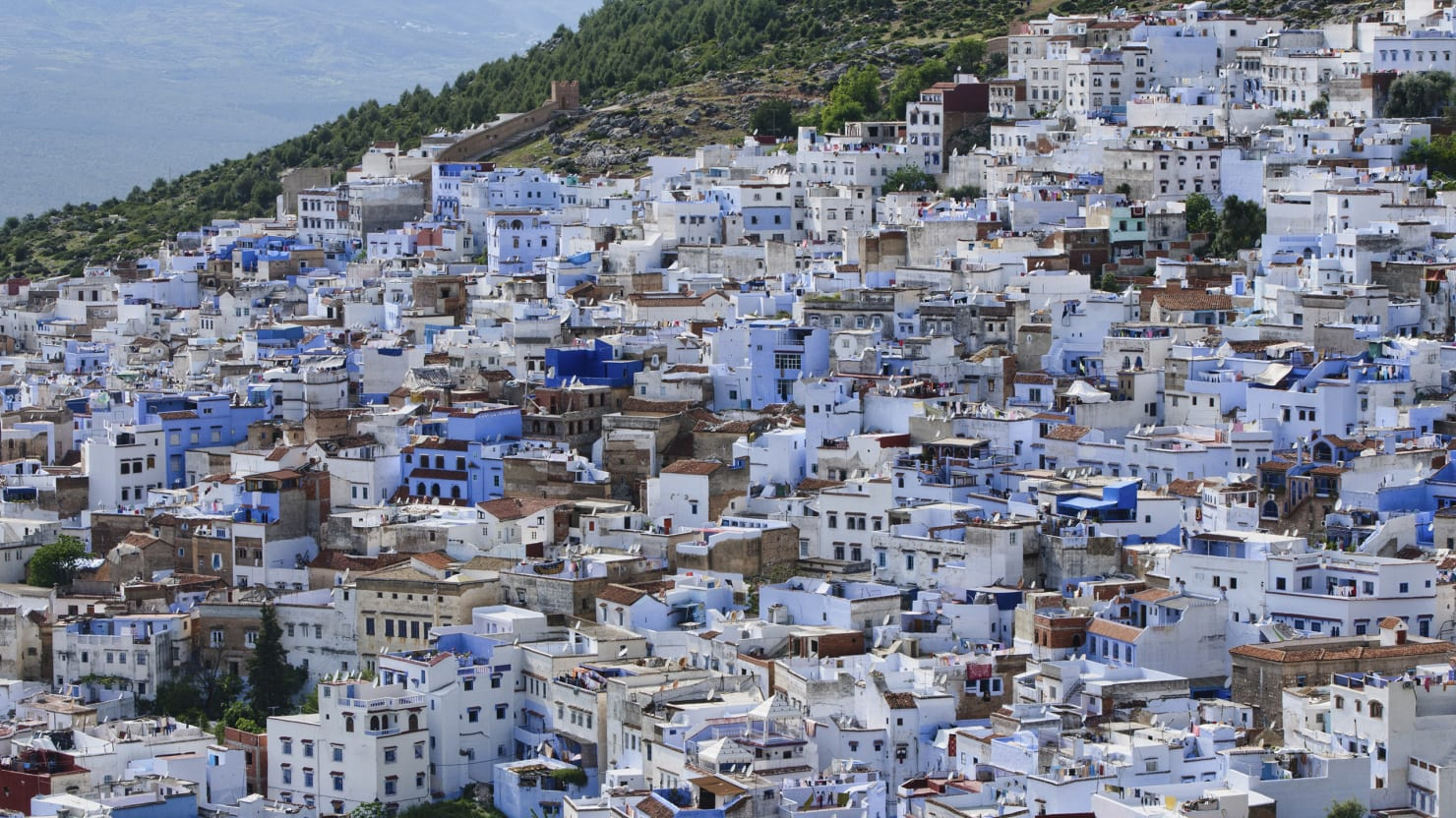 Inside Morocco's Blue City Chefchaouen