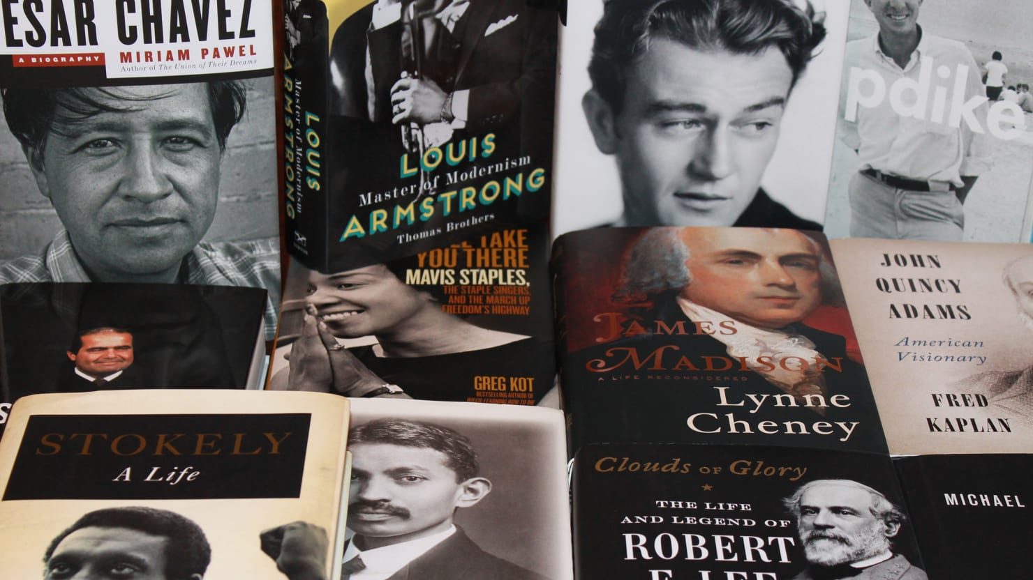 The Best Biographies of 2014 (So Far)