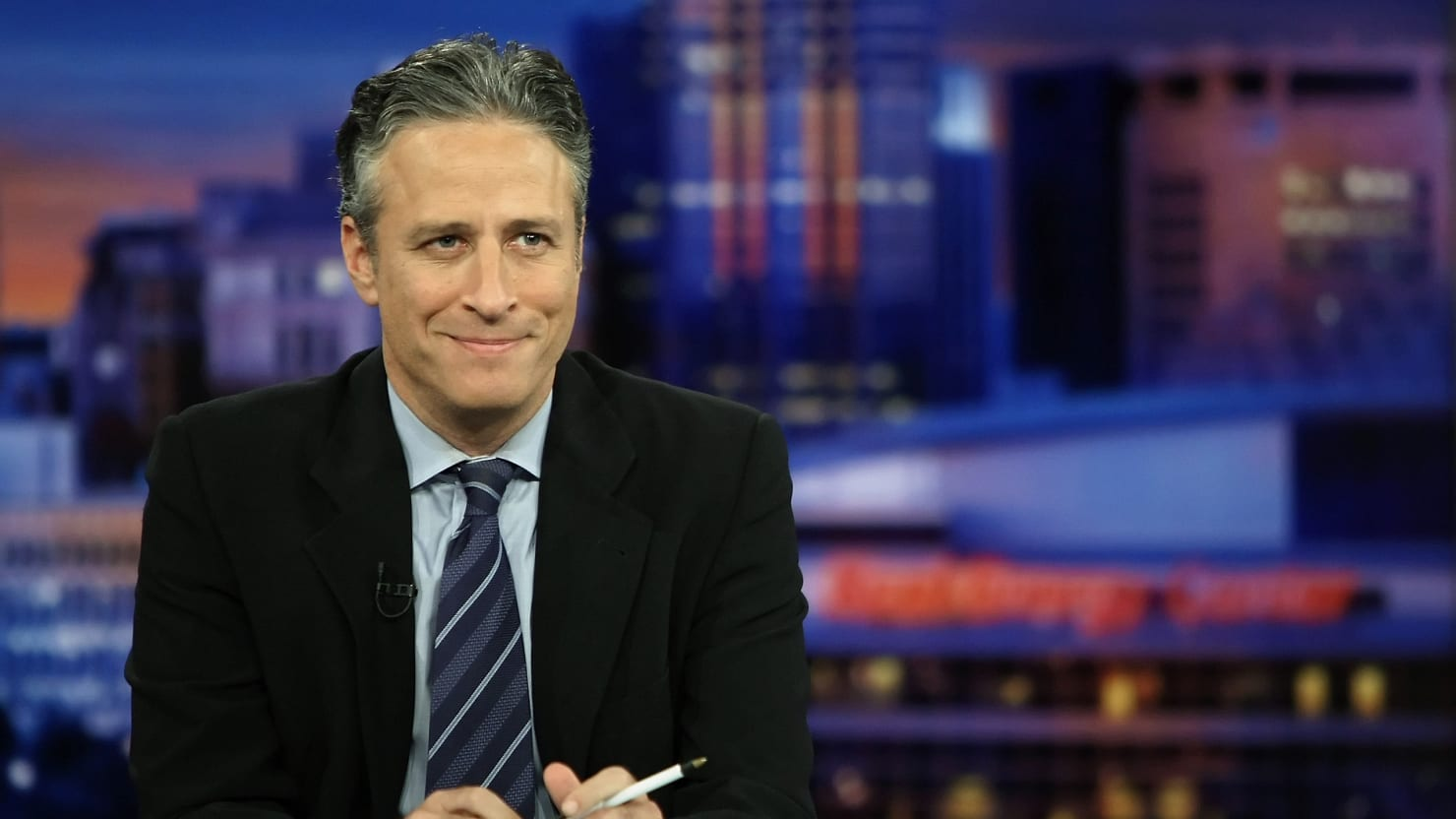 Nine Things You Didn't Know About Jon Stewart