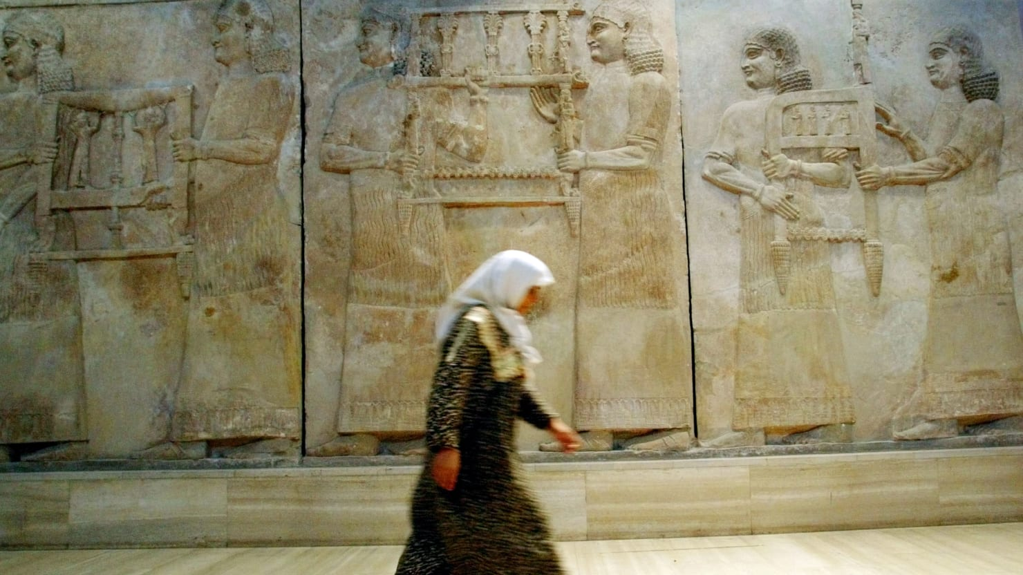 ISIS Is About to Destroy Biblical History in Iraq