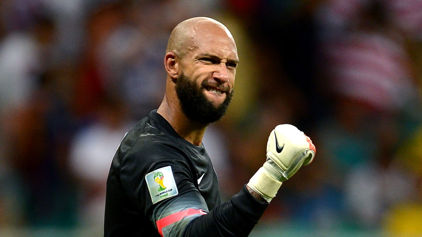 why tourette s may be tim howard s secret weapon on the field