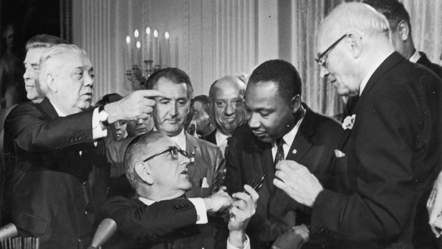 Image result for mlk civil rights act