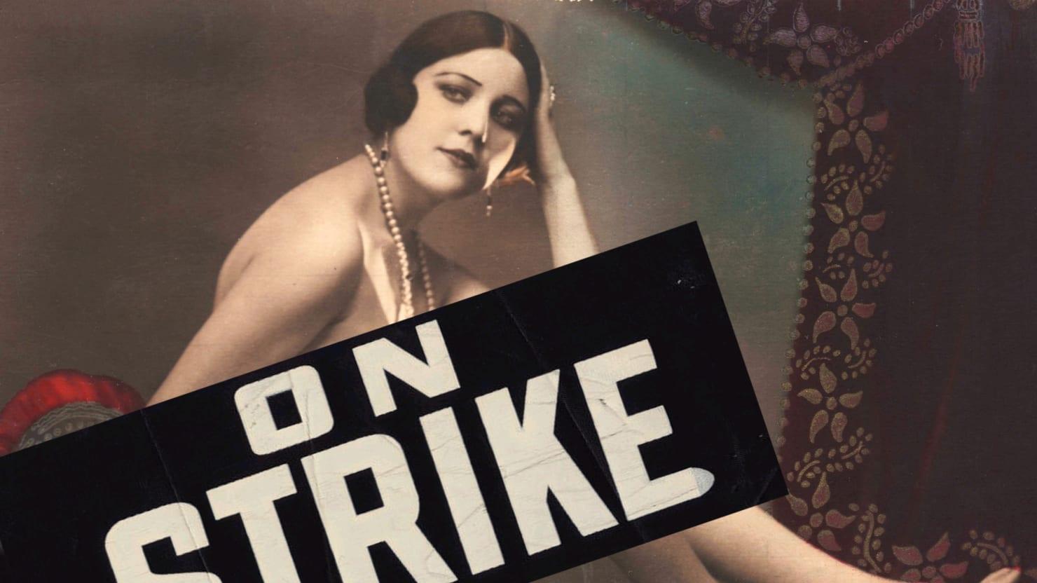 Oh La La! The Nude Models of Paris Go on Strike