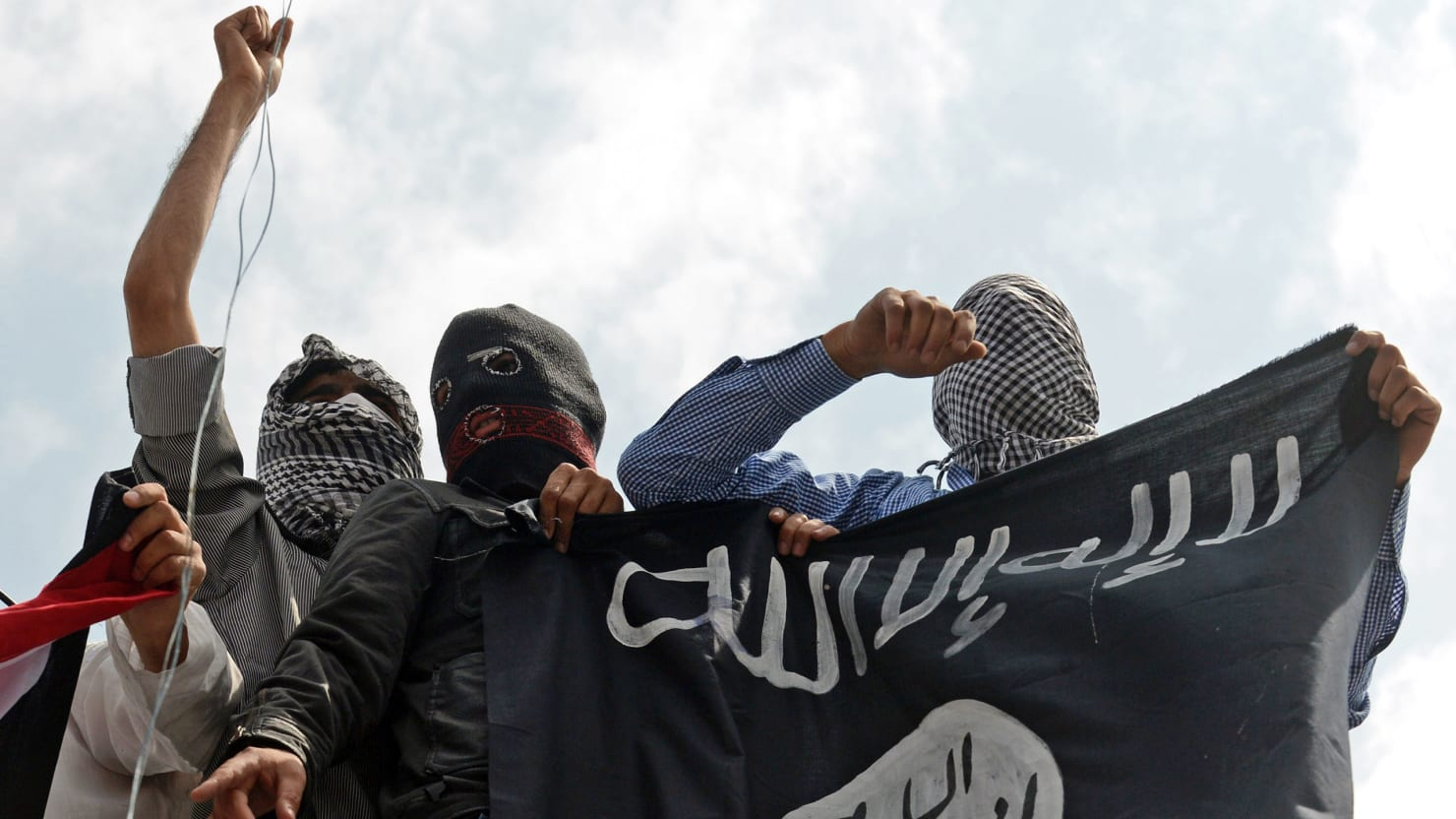 ISIS's Black Flags Are Flying in Europe