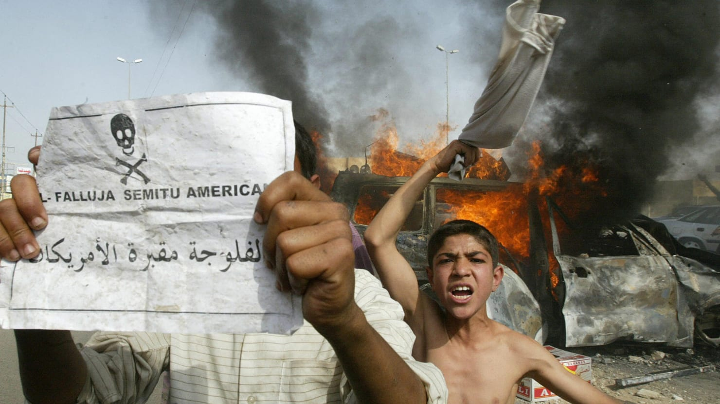 Lessons From Fallujah, Then and Now