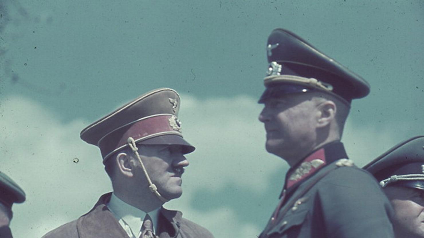 Ron Rosenbaum on Hitler, Hollywood, and Quantifying Evil