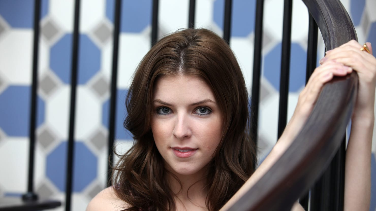 Anna Kendrick on 'Pi... Anna Kendrick In Twilight