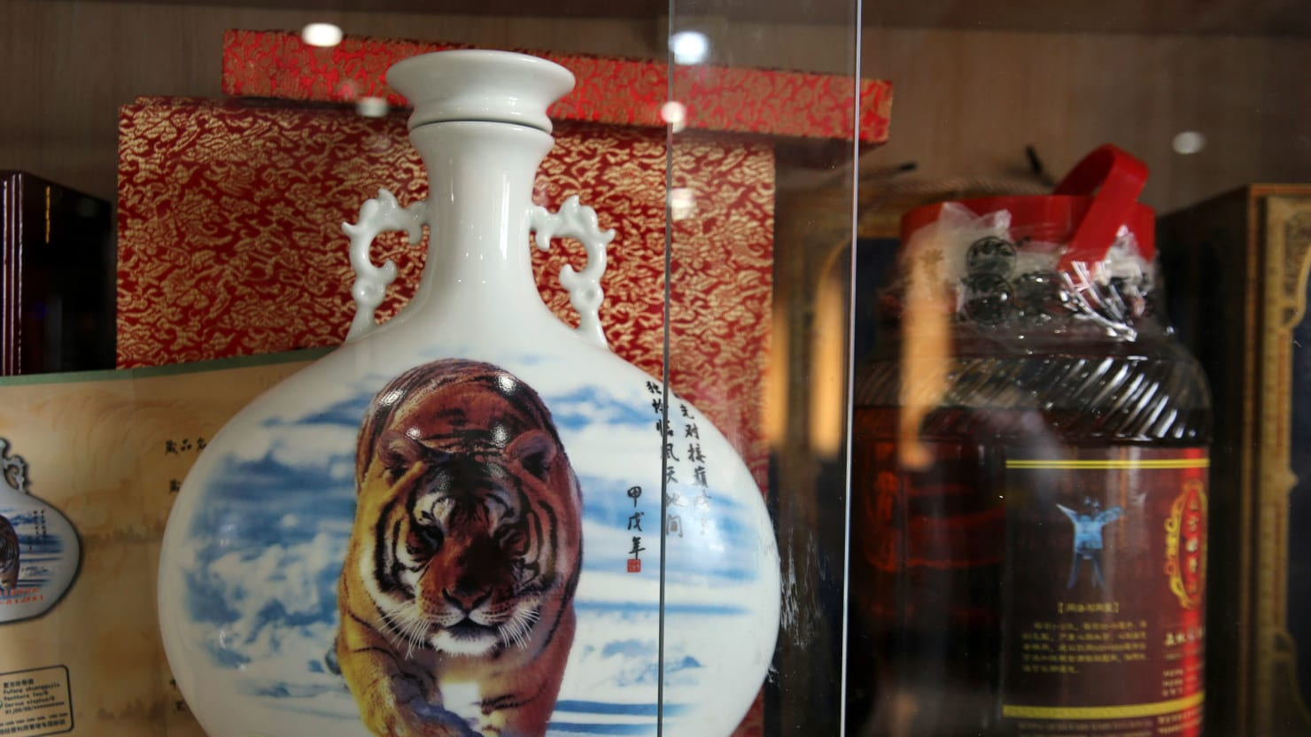 S And S Auto Sales >> China Is Brewing Wine From Tiger Bones