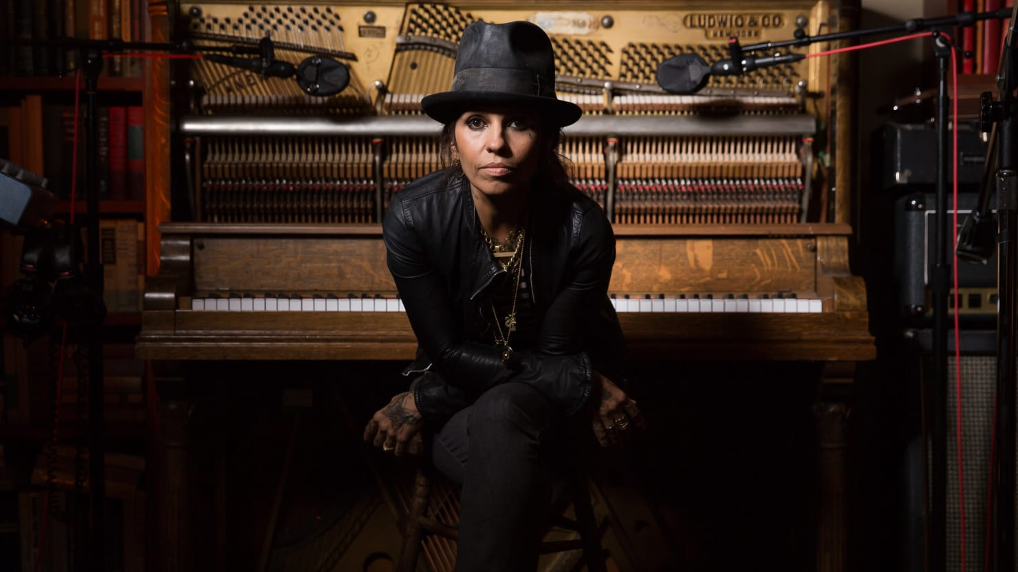 Can Linda Perry Save Music?