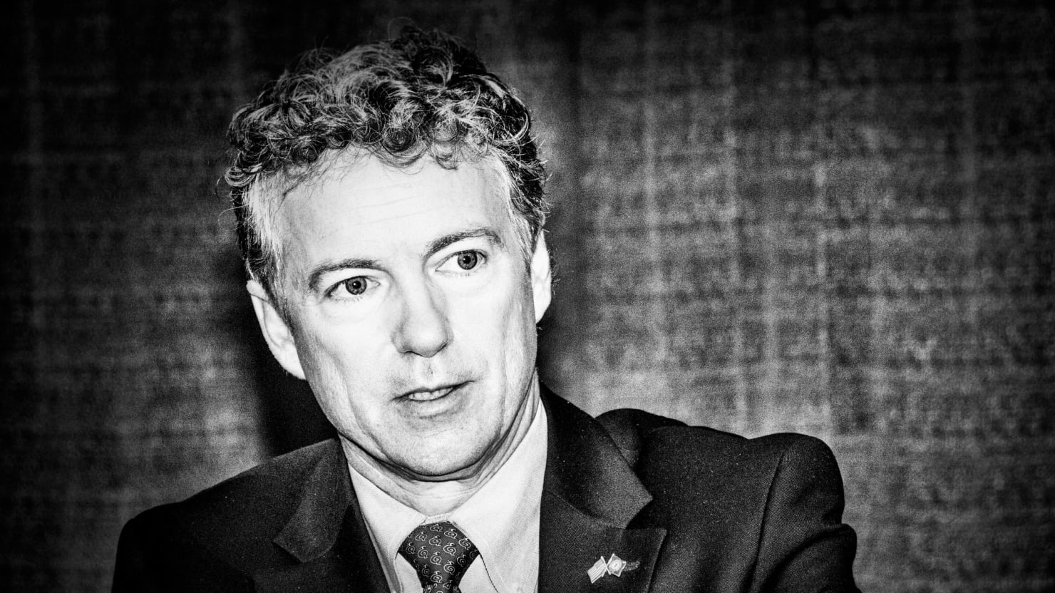 The Hippie Punching of Rand Paul