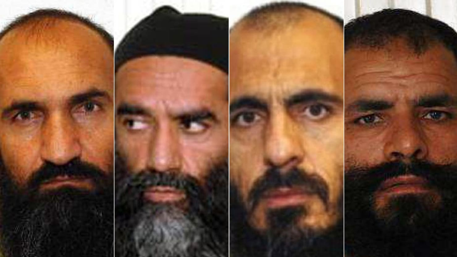 4 of 'Taliban 5' Will Likely Fight Again, U.S. Spies Say