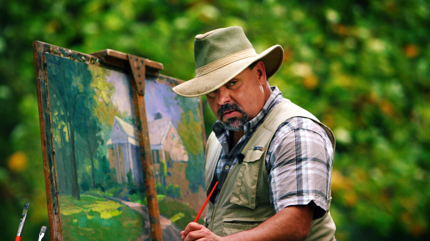 The Drunken Downfall Of Evangelical America S Favorite Painter