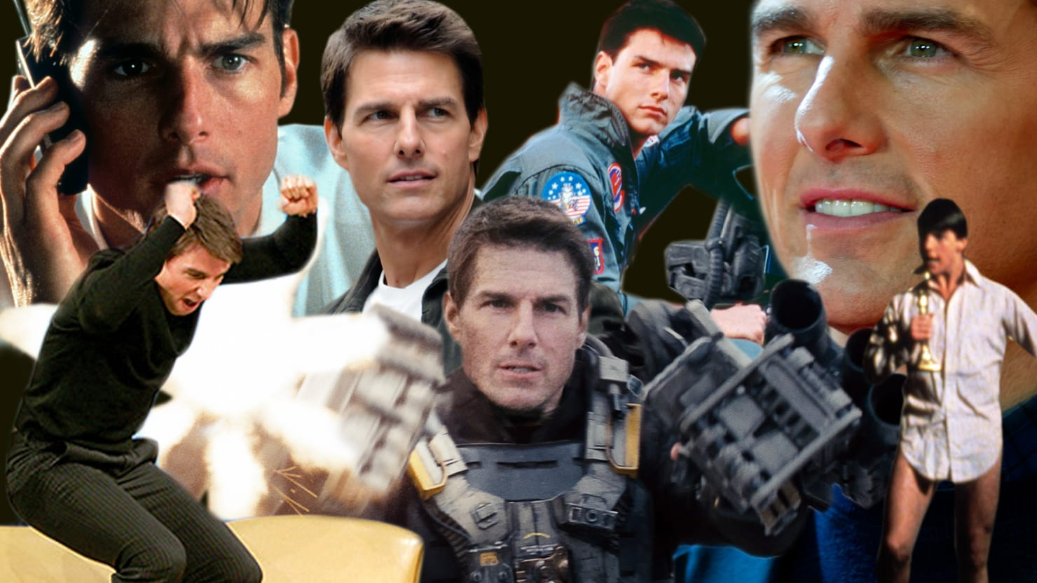 How Tom Cruise Can Get His Groove Back