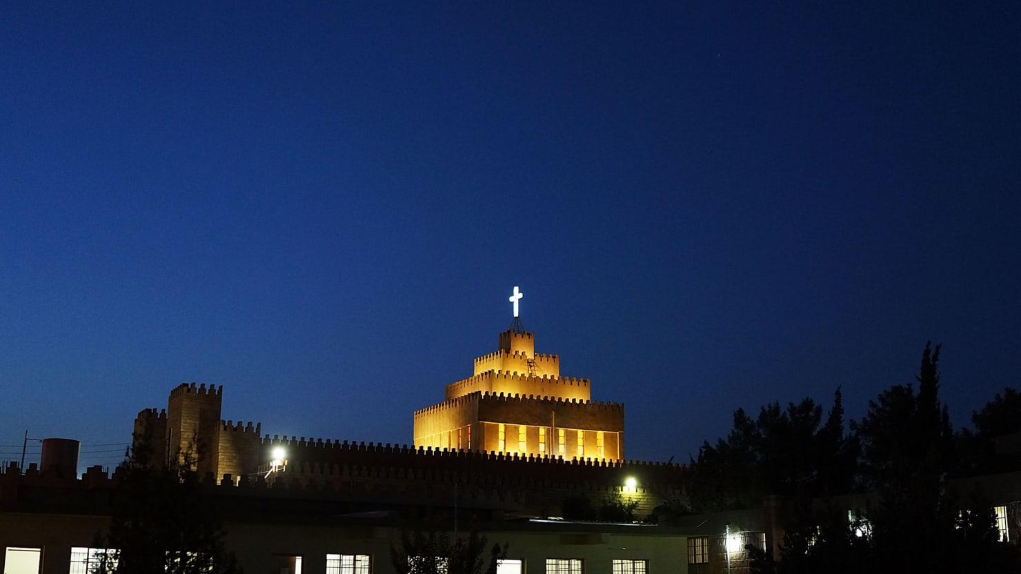 Church Bells Fall Silent in Mosul as Iraq's Christians Flee