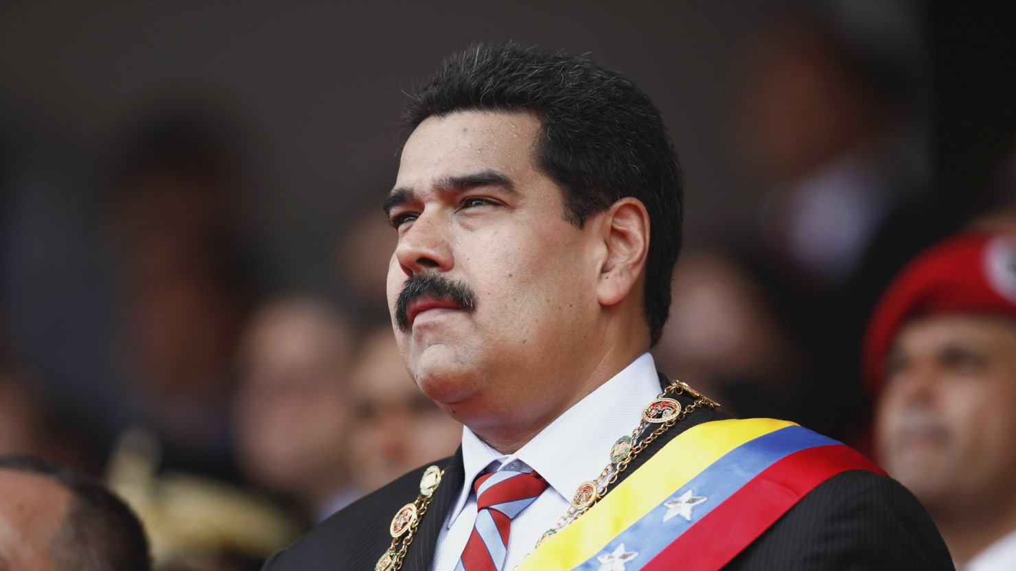 Who Will Maduro Blame for Venezuela's Blackout This Time?