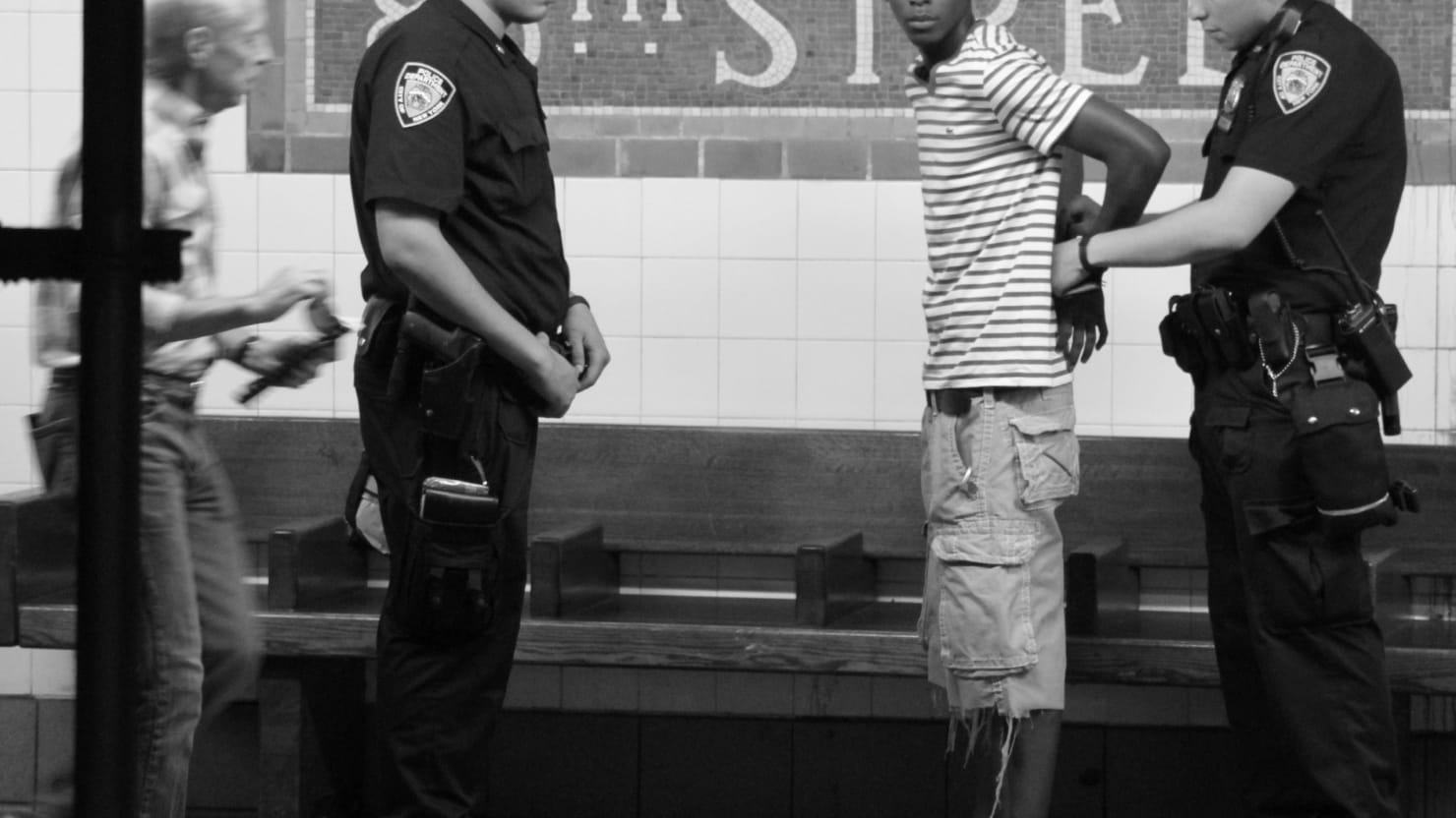 The Nypd S Racist War On Pot