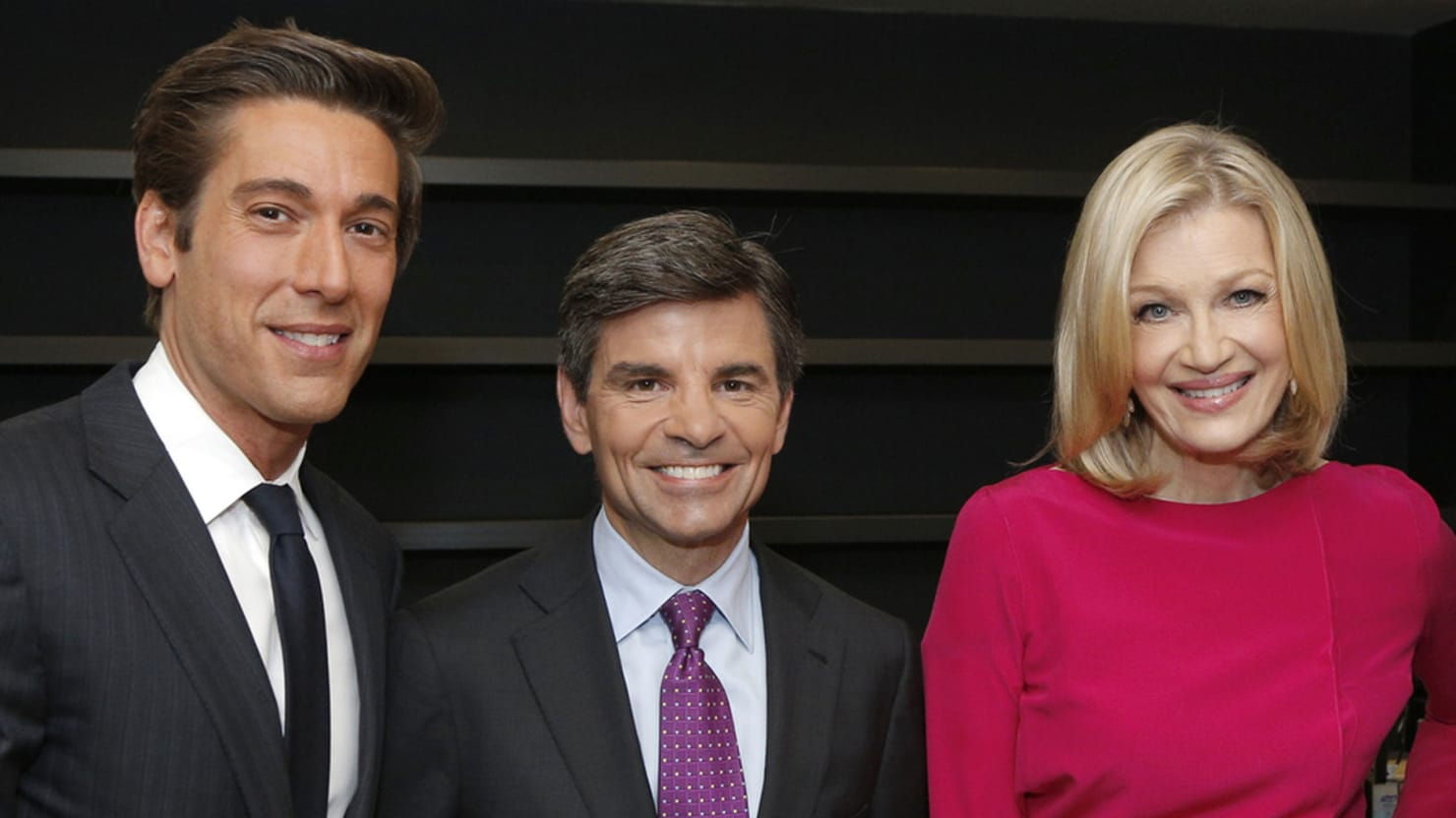 But The Position Of Chief Anchor Has Been Secured By George Stephanopoulos Is Everyone Really As Happy