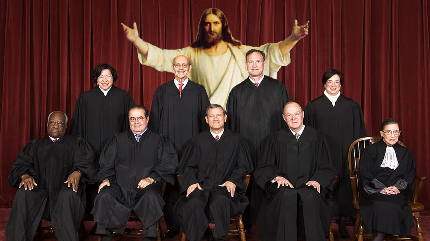God Save the United States From This Anti-Democratic Court