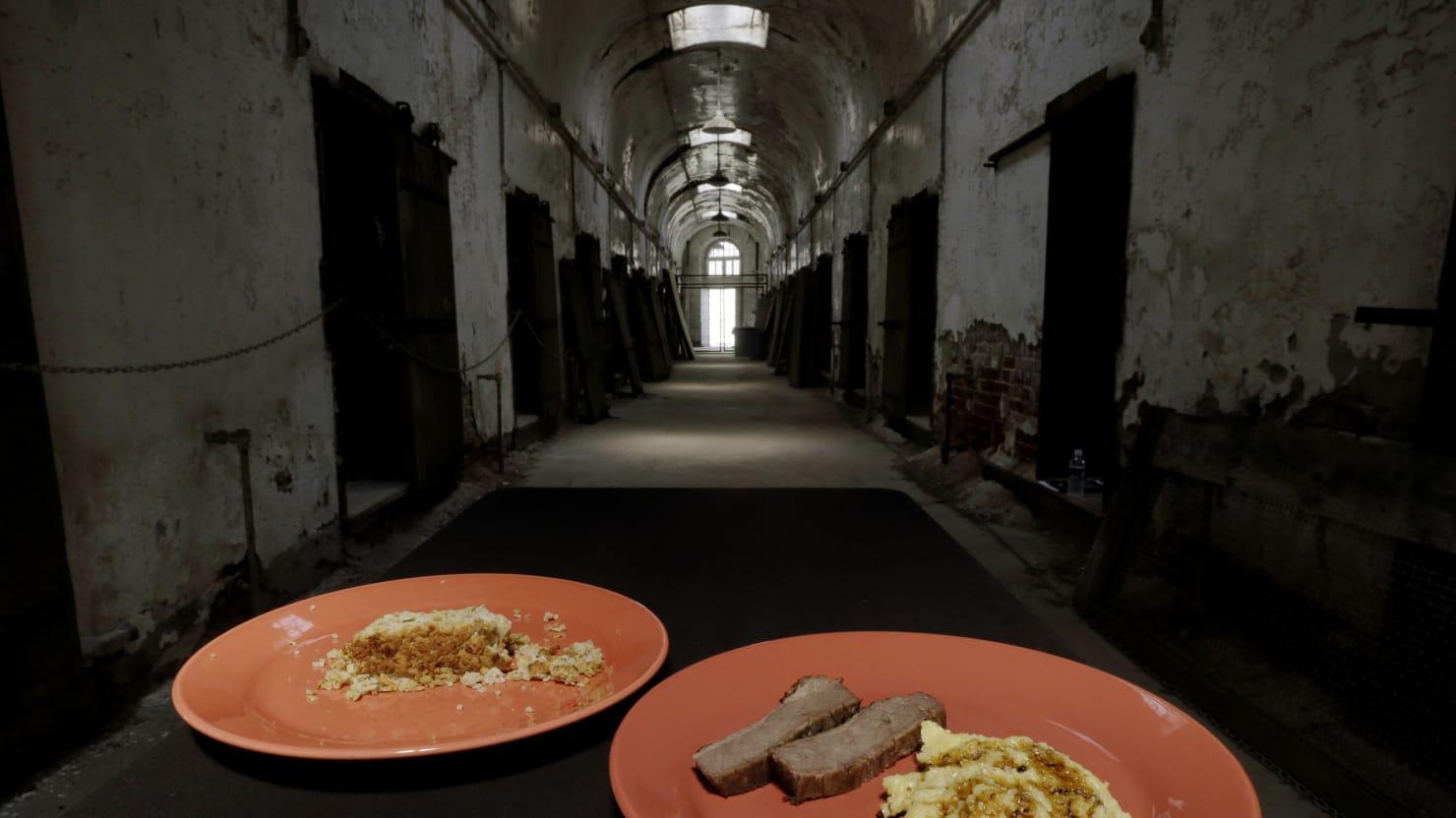 Hookup prison food