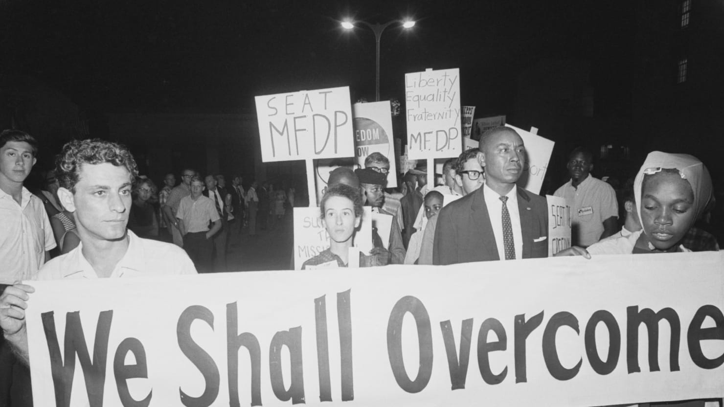 the 1964 miss  freedom summer protests won progress at a