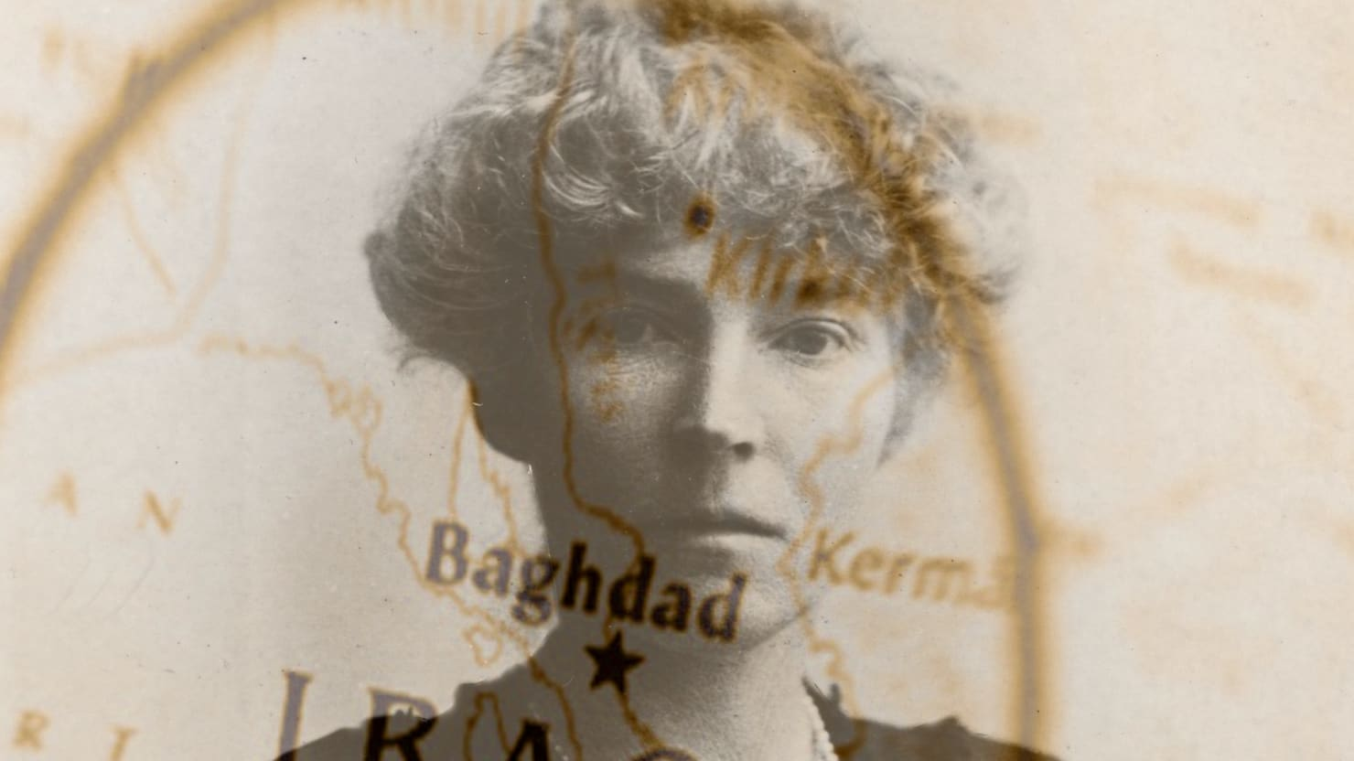 Gertrude Of Arabia The Woman Who Invented Iraq