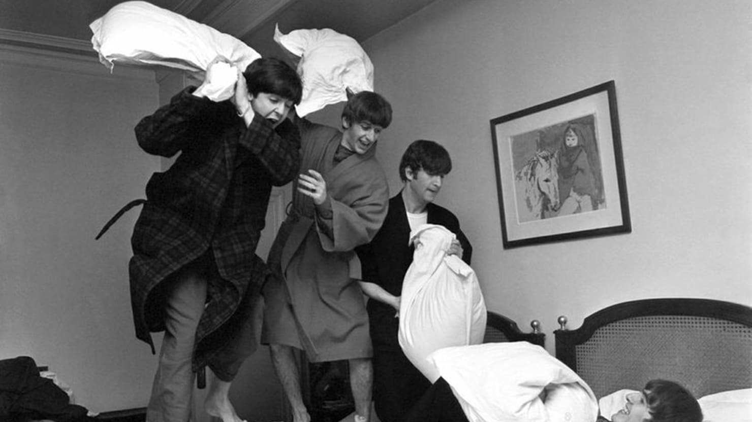 The Man Who Captured Beatles Magic