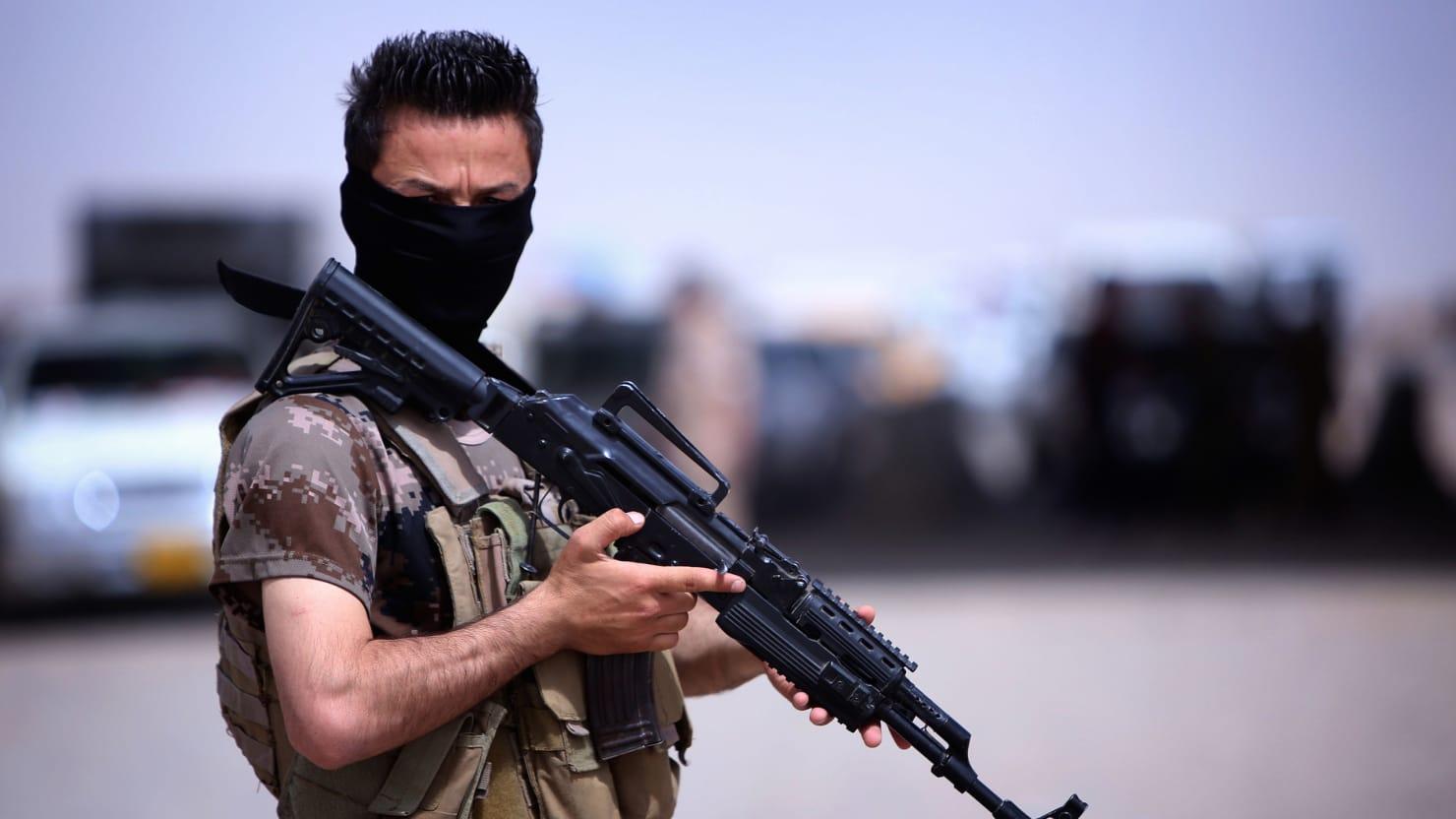 'Practically Speaking, Iraq Has Broken Apart'