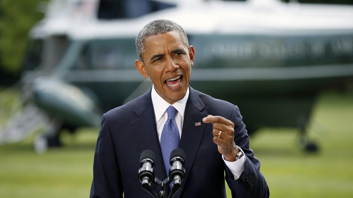 The Crisis Leadership of No-Drama Obama