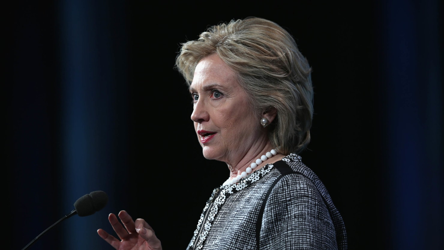 Why Hillary Clinton Should Go a-Knocking on Ralph Reed's Door