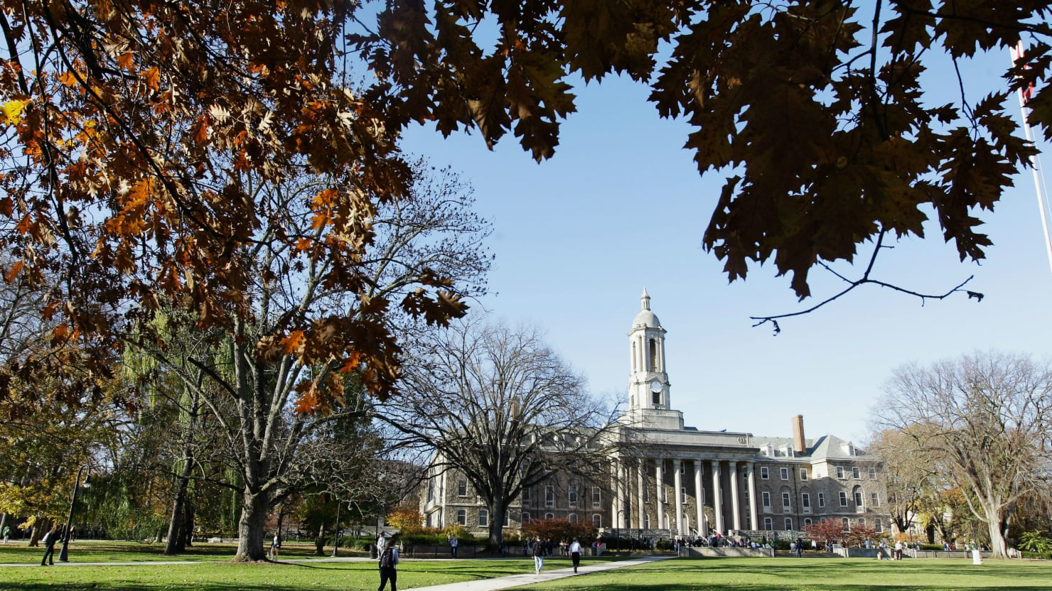 Penn State Leads Sex-Assault Cases