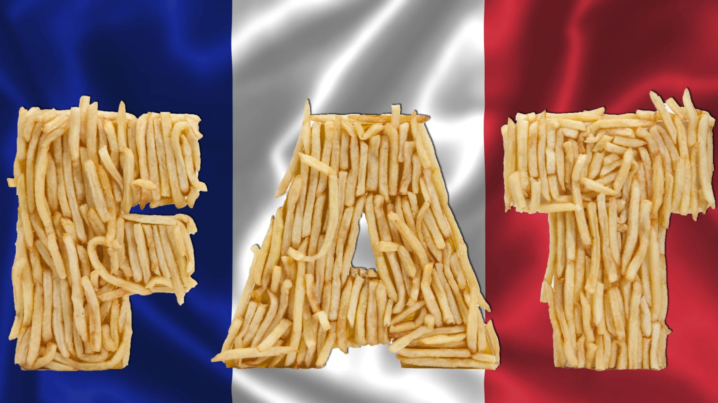 Oui, The French Do Get Fat